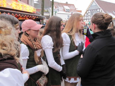Carneval mit Null Promille